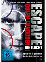 Escape - Die Flucht (Digital Remastered) [DVD] - Dolph Lundgren