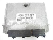WV GOLF MK4 PETROL ENGINE CONTROL UNIT ECU 06A906018GM 0261206921 BOSCH