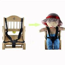Safe Travel Portable Baby High Chair Seat Belt Baby Child Seat Belt LA