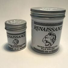 Renaissance Micro-Crystalline Wax Polish 2 Sizes