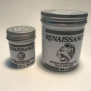 Renaissance Micro-Crystalline Wax Polish 2 Sizes