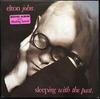 JOHN Elton LP Sleeping With The Past - EUROPE