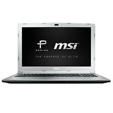 Msi Pl62 7rc-052xes Intel Core I7-7700hq/8gb/1tb/mx 150/15.6""