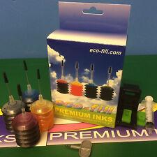 INK Cartridge REFILL KIT HP Photosmart C5200 C5240 C5250 C5280 C5283 C5288 C5580