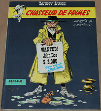 Lucky Luke 8- / Le chasseur de primes / EO 1972 /  BE+