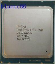Intel Core i7-4960X Extreme 3.6GHz Six Core 2011 130W Unlocked Processor CPU
