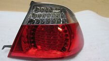 04-06 BMW E46 M3 3 SERIES REAR RIGHT PASS. TAIL LIGHT LED AFTERMARKET PART 8142