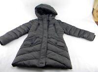 Diesel Dark Olive Insulated Parka Coat Winter Hooded Jacket Girls 6
