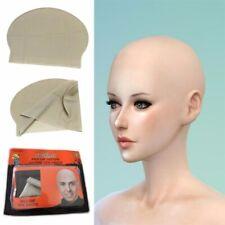 Reusable Skin head Monk nun bald cap/wig Halloween party props comedy concert…