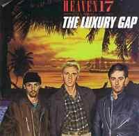 Heaven 17 - The Luxury Gap CD NEU