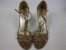 Guess by Marciano Womens Heels Brown olivia 2. size 10