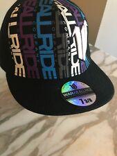 We All Ride (WAR) Men's Flex fit Hat Black 7 3/8