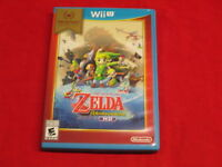 Nintendo Selects: The Legend Of Zelda: The Wind Waker HD For Wii U 8837