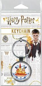 Harry Potter Hogwarts Charms Round Keychain
