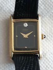 Pulsar Quartz WOMEN'S watch Genuine Diamond, Vintage Circa 1980's