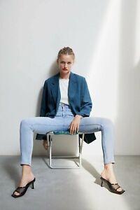 Massimo Dutti Lightwash Denim jeans