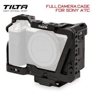 Tilta Sony A7C Full Camera Cage Rigs Kamera Halter Filmkamera Rig For Sony A7C