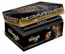 "IN SEARCH OF COMPLETE SERIES COLLECTION DELUXE DVD BOX SET 21 DISC ""NEW&SEALED"""