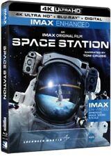 SPACE STATION  (Imax)   (4K ULTRA HD ) Blu Ray Region free