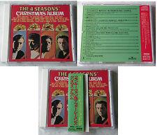 4 Seasons - Christmas Album .. Rare 1991 Japan Curb CD TOP + Banderole