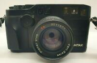 Contax G2 Film Camera (Black) W/ Carl Zeiss T* 45mm F2 Lens
