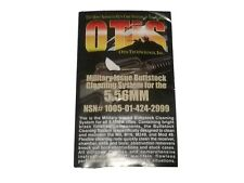"""""""Otis Technology"""" Buttstock Rifle Cleaning System"""