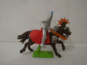 Figurine Old Britains Deetail 1971 - Knight Medium Age N°5