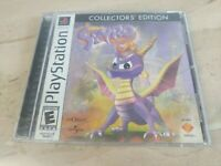 Spyro: Collector's Edition (Sony PlayStation 1, 2002)