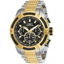 Invicta Speedway 26477 Men's Two-Tone Carbon Fiber Bezel Chronograph Watch
