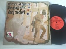 DAP SUGAR WILLIE - THE GHOST OF DAVY CROCKETT - 1973 LAFF RECORDS COMEDY LP
