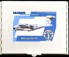 Anigrand Models 1/144 LOCKHEED YC-14 U.S. Air Force STOL Transport