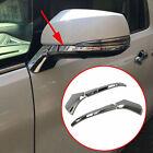Accessories For Toyota RAV4 2019-2021 Side Door Rear View Mirror Pillar Cover