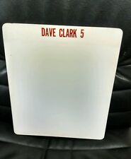 Vntg The Dave Clark 5 Record Album Divider, Vintage!  Plastic from Record Store