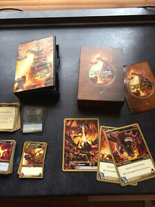 Onyxia's Lair (2008) World of Warcraft Trading Card Game Mint