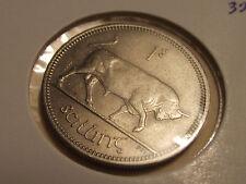 #3200 Ireland; 1 Shilling 1964 unc
