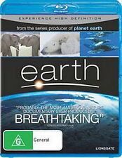 Earth - NEW Blu-Ray