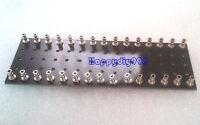 2 PCS 30-Post Black Tube Audio Amps DIY Tag Strip Tag Board Turret Board