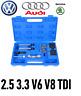 VW AUDI A4 A6 ALLROAD A8  TDi V6 PUMP LOCKING TIMING CAM LOCKING TOOL KIT D6