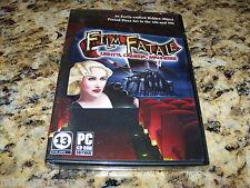Film Fatale Lights, Camera, Madness (PC) Game Windows New