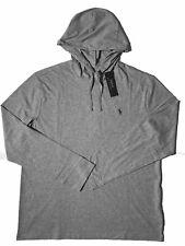 "Polo Ralph Lauren Mens Pullover Hoodie Pony Logo Jersey Hooded Shirt Sz ""M,L,XL"""