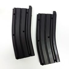 M16 Airsoft Magazine for Well Spring Rifle A1 A2 A3 A4 6mm BBs High Capacity x 2
