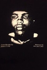 Muhammad Ali/Cassius Clay inspired boxing t-shirt