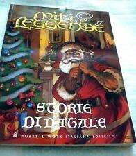 MITI E LEGGENDE - STORIE DI NATALE - HOBBY & WORK 1998
