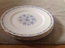 Réduit de 5 assiettes plates en Toscane amour dans la brume Pattern.