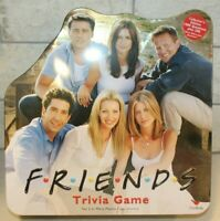 Friends Cardinal Trivia Game NEW 2002 Collectors Edition Ages 10 and Up