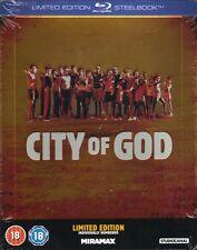 City de Dieu ÉDITION LIMITÉE BLU-RAY EXCLUSIVE numérotée Steelbook