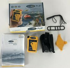 Ocean Signal PLB1 RescueMe Personal Locator Beacon 730S-01261 Tested Works