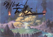 """Artists' Choice Brothers Hildebrandt Autograph """"The Tree of Life"""""""