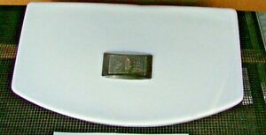 American Standard 735138-400.020 H2Option Tank Cover and Buttons White