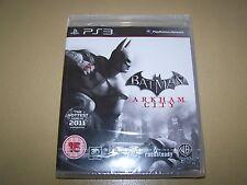 Batman: Arkham City (Sony PlayStation 3, 2011) **New and Sealed**